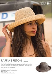 Picture of GILLY O COLLECTION - RAFFIA BRETON