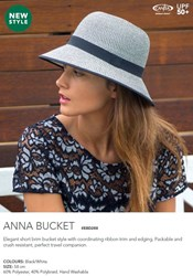 Picture of GILLY O COLLECTION - ANNA BUCKET