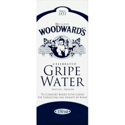 Picture of WOODWARD'S GRIPE WATER - 150ML