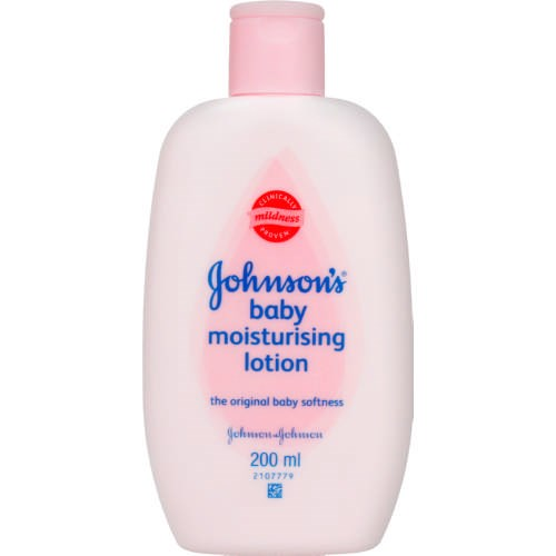 Picture of JOHNSON'S BABY MOISTURISING LOTION - 200ML
