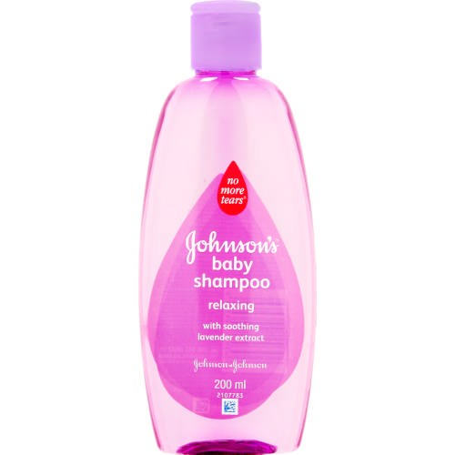 Picture of JOHNSON'S BABY SHAMPOO - LAVENDER 200ML