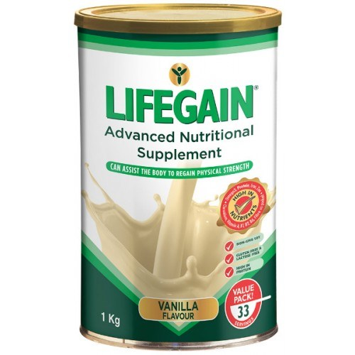 Picture of LIFEGAIN POWDER - GLUTEN FREE - 1KG