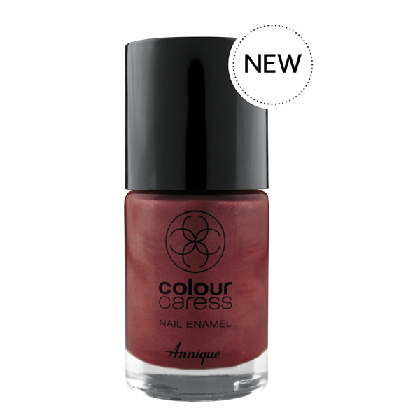 Picture of ANNIQUE CC - NAIL ENAMEL - RAISIN