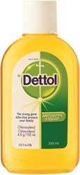 Picture of DETTOL ANTISEPTIC LIQUID - 250ML