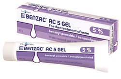 Picture of BENZAC AC 5 GEL - 15g