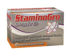 Picture of STAMINOGRO TABLETS - 30'S