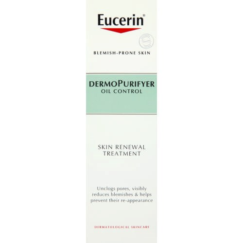 Picture of EUCERIN DERMOPURIFYER SKIN RENEWAL TREATMENT - 40ML