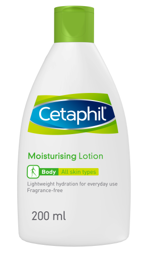 Picture of CETAPHIL MOISTURISING LOTION - BODY - ALL SKIN TYPES - 200ML