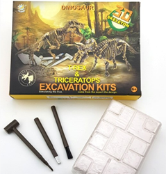 Picture of DINOSAUR EXCAVATION KIT - LARGE