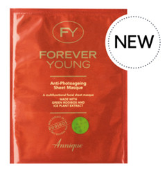 Picture of ANNIQUE FOREVER YOUNG - ANTI-PHOTOAGEING SHEET MASQUE