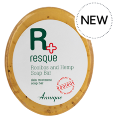 Picture of ANNIQUE RESQUE - ROOIBOS AND HEMP SOAP BAR