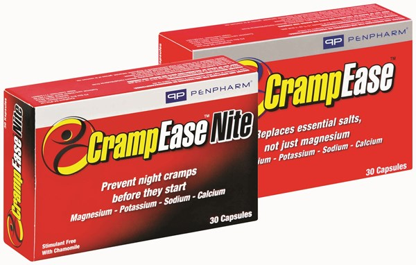 Picture of CRAMPEASE CAPSULES DAY/NIGHT - 30'S