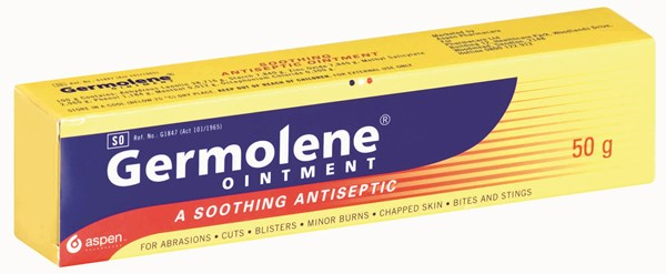 Picture of GERMOLENE OINTMENT - 50G