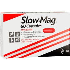 Picture of SLOW MAG CAPSULES - 60'S