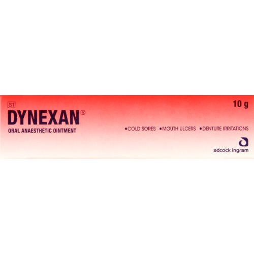 Picture of DYNEXAN OINTMENT - 10g