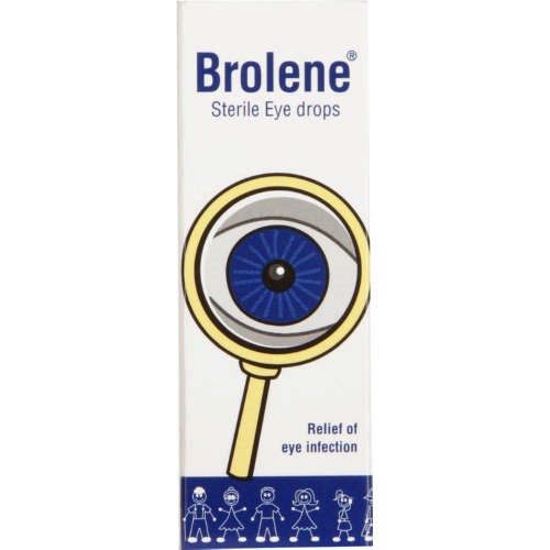 Picture of BROLENE EYE DROPS - 10ml