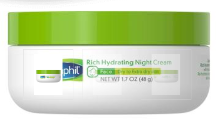 Picture of CETAPHIL RICH NIGHT CREAM - 48G
