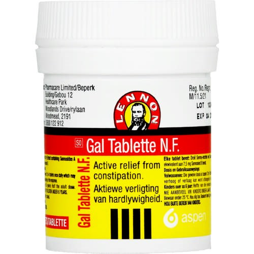 Picture of LENNON GAL TABLETS - 12'S