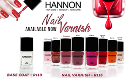 Picture of HANNON NAIL VARNISH - ASSORTED