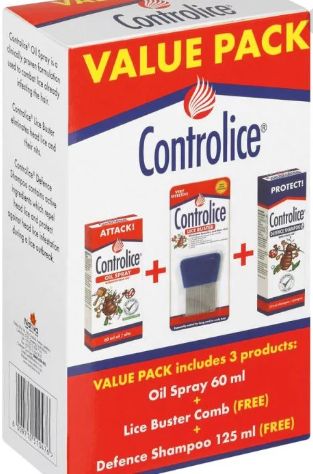 Picture of CONTROLICE VALUE PACK