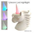 Picture of UNICORN LED LIGHT & MONEY BOX, Picture 1