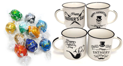 Picture of MUG WITH LINDT CHOCOLATE TRUFFLES
