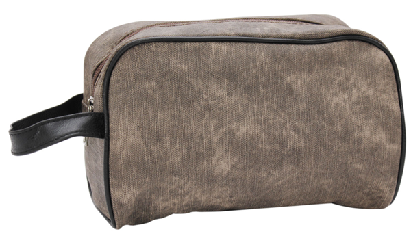 Picture of GENTS SOFT PU WASH BAG