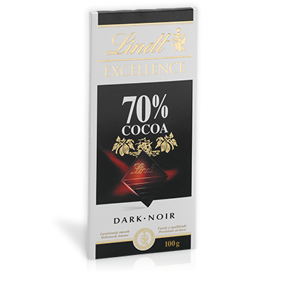 Picture of LINDT EXCELLENCE - 70% DARK