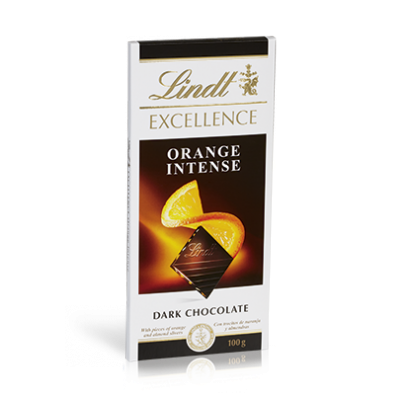 Picture of LINDT EXCELLENCE - ORANGE INTENSE