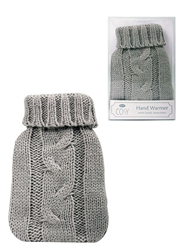 Picture of COSY HAND WARMER - GREY & BEIGE