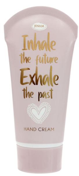 Picture of INSPIRE - HAND CREAM - INHALE THE FUTURE EXHALE THE PAST