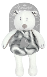 Picture of PLUSH TEDDY RATTLE