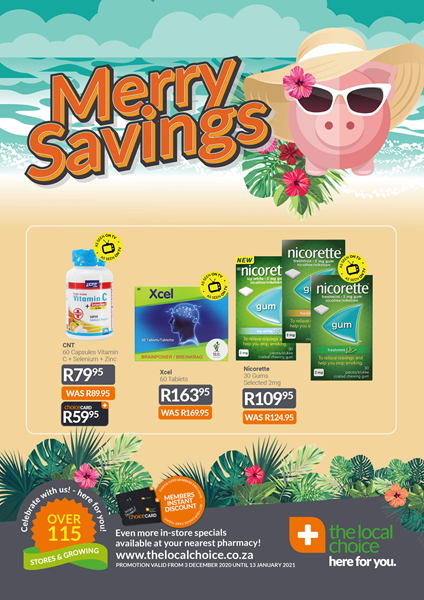 Picture of The Local Choice - Merry Savings
