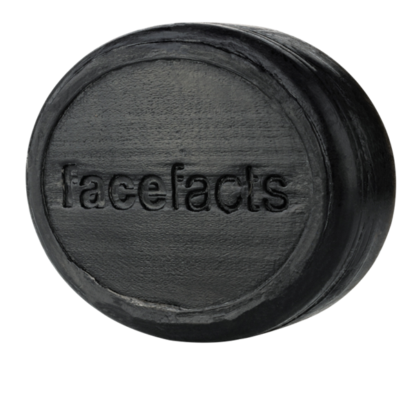 Picture of ANNIQUE FACE FACTS CHARCOAL SOAP BAR