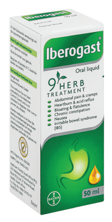 Picture of IBEROGAST ORAL LIQUID - 20ml