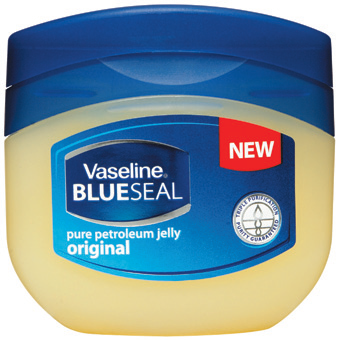 Picture of VASELINE BLUE SEAL PETROLEUM JELLY - 250ML