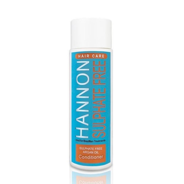 Picture of HANNON ARGON OIL SULPHATE FREE CONDITIONER