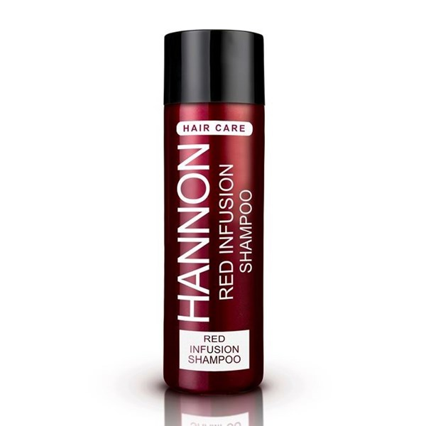 Picture of HANNON RED INFUSION SHAMPOO