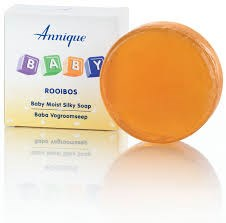 Picture of ANNIQUE BABY - MOIST SILKY SOAP