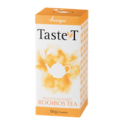 Picture of ANNIQUE TASTE T - PEACH ROOIBOS TEA