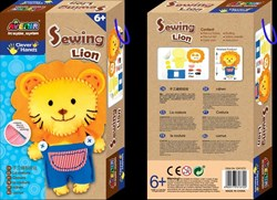 Picture of AVENIR SEWING KIT -  LION