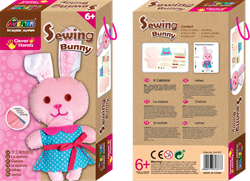 Picture of AVENIR SEWING KIT - BUNNY
